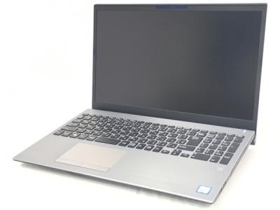 VAIO S15 VJS153C11N ノートPC 15.6インチ Core i7-8750H 2.20GHz 8 GB SSD 128GB HDD 1.0TB