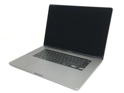 Apple MacBook Pro MVVK2J/A ノートPC 16型 2019 i9-9880H 2.3GHz 16GB SSD1TB AMD Radeon Pro 5500M Catalina 10.15
