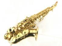 ANTIGUA アンティグア ELDON エルドン CURVED SOPRANO SAX W/CASE ESS-24 ソプラノサックス 楽器