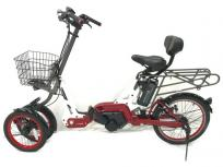 TOYODA TRIKE OMEGA Long ST10-LR 電動 三輪自転車 大型の買取