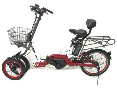 TOYODA TRIKE OMEGA Long ST10-LR 電動 三輪自転車 大型