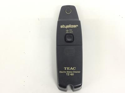 TEAC TZ-60 電動 スタイラス クリーナー オーディオ アクセサリー