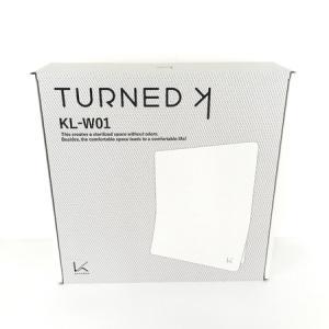 カルテック Turned K KL-W01 ターンド ケイ 光触媒脱臭機 家電