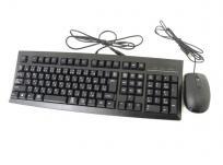 THIRDWAVE SM-9020 USBキーボード K297 2点セット マウス PC周辺機器 サードウェーブ