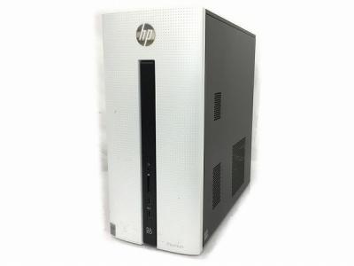 HP Pavilion 550-140jp デスクトップ i7 4790 3.60GHz 8GB HDD 1.0TB Win10 Pro 64bit