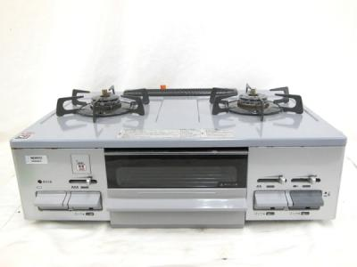 NORITZ ノーリツ NG60SVL LG2260L ガステーブル コンロ LP プロパンガス用 左強火 調理機器 家電