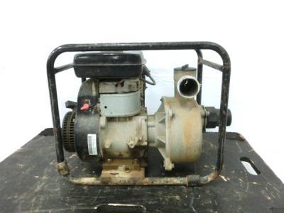 引取限定宮城県 仙台市 若林区 ツルミ FE5004R エンジンポンプ 農業 農業機械 直