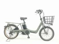 Panasonic BE-ELAD03 3段変速 電動自転車 チャイルドシートの買取