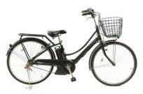 BRIDGESTONE ブリヂストン アシスタプリマ A6PC18 グレイッシュピンク 電動アシスト自転車 6.2Ah 楽 大型の買取