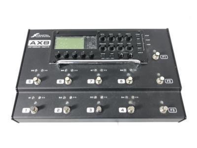 Fractal audio systems フラクタル オーディオ システムズ AX8 Amp modeler+Multi Fx アンプモデラー + マルチエフェクト 音響機材 器材 機器