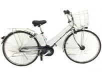 Panasonic 電動アシスト自転車 電動車 ViVi DX CITY ビビデラックスシティ ピュアブラック BE-ENDT756S 27型 8.9Ah パナソニック 大型の買取