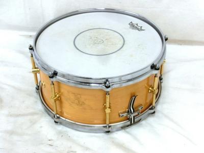 CANOPUS M-1465 スネア ドラム Snare 2014年製 14 x 6.5 カノープス