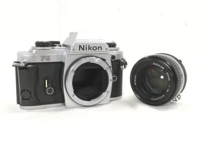 NIKON ニコン FG 一眼レフ フィルム カメラ