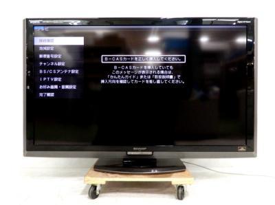 SHARP シャープ AQUOS LC-60LX1 液晶テレビ 60V型 フルHD LED