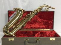 Buffet Crampon S2 アルトサックス 楽器 管楽器 ハードケース付き ビュッフェクランポン 訳ありの買取