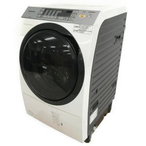 Panasonic パナソニック NA-VX3300L-W 洗濯機 ドラム式 9.0kg 左開き クリスタルホワイト
