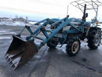 宮城県 加美郡 三菱 ST2640 トラクターR1610K ロータリー 1126h ローダー付き 4WD MITSUBISHI 農機具 農機
