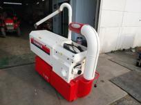 鳥取県 鳥取市 ヤンマー 籾摺機 もみずり機 ロータリーハラー RHM30 3インチ RHシリーズ 通電 モーター 確認済