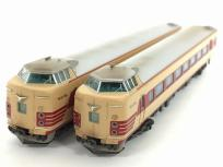 KATO カトー 10-876 レジェンドコレクション 381系 しなの 9両 鉄道模型 Nゲージの買取