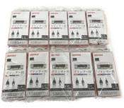 BUFFALO BSUAB215BK プリンター用 USBケーブル 10個セット バッファロー