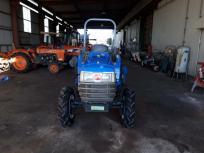 佐賀県発 イセキ TF223F-UWX トラクター 約180h 4WD ARF140 ロータリー付 パワステ 自動水平 バックアップ 農業 農機具
