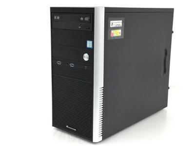 eX.computer RM5J-B81T/IK1 デスクトップ パソコン PC Intel Core i5-6400 CPU 2.70GHz 8GB SSD 240GB Windows 10 Home 64bit