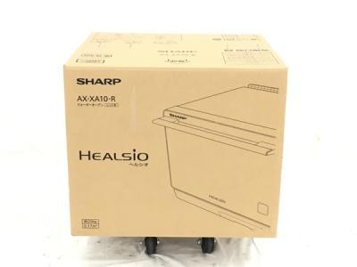 SHARP シャープ ヘルシオ AX-XA10-B ウォーターオーブン レンジ 家電
