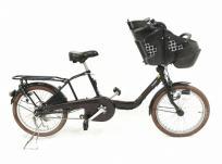 Panasonic パナソニック 子乗せ 電動 アシスト 自転車 ギュット・ミニ DX BE-ELMD033 大型の買取