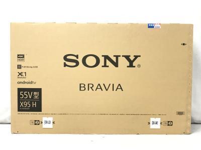 SONY BRAVIA KJ-55X9500H 55型 4K 液晶 テレビ 家電 ブラビア ソニー