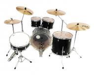 引取限定Pearl EXPORT シリーズ PAiSTE Pst5 シンバル ドラムセット ドラム 楽器の買取