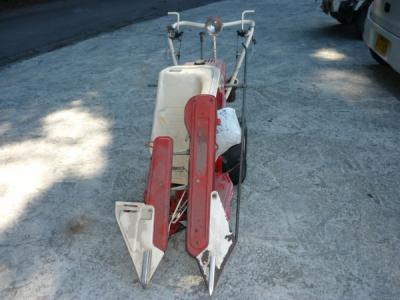宮崎県 日南市発 ヤンマー バインダー 型式不明 1条刈 ガソリン 歩行型 農機具