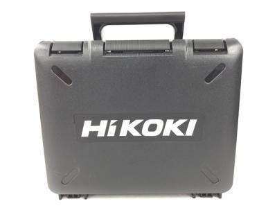 日立工機 HiKOKI WH36DC 2XP 充電式 インパクトドライバー グリーン 電動工具