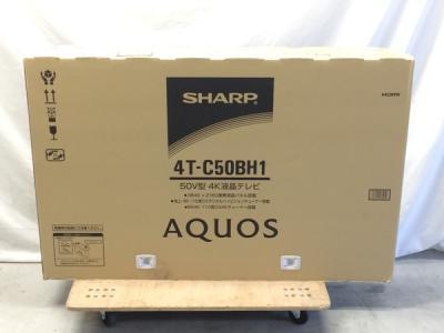 SHARP シャープ AQUOS 4T-C50BH1 50インチ 薄型 液晶テレビ