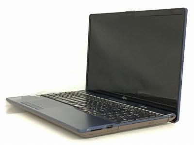 FUJITSU 富士通 LIFEBOOK AH77/D1 i7-8565U 1.80GHz 8GB HDD1.0TB SSD128GB Win10 Home 64bit ノートパソコン 15.6型