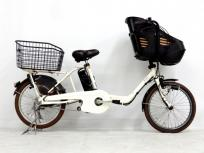 Panasonic パナソニック ギュット ミニ DX BE-ENMD036F 電動アシスト自転車 楽 大型の買取