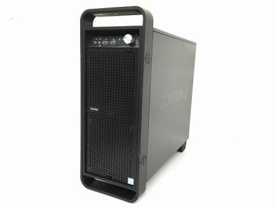MouseComputer DAIV-DQZ530S2-MVPR デスクトップ パソコン i9 9900K 3.60GHz 64GB HDD 3.0TB SSD 1.0TB Win10 Home 64bit Quadro RTX4000 訳あり