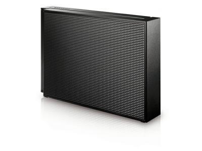 IO DATA アイオーデータ HDCZ-UTLシリーズ HDCZ-UTL3KC ブラック 3TB 外付けハードディスク