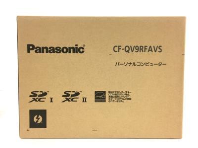 Panasonic Lets Note CF-QV9RFAVS ノートパソコン レッツノート パナソニック