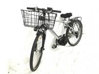YAMAHA PM26B 電動アシスト自転車 イエロー 大型の買取