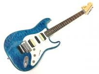 Fender Japan Michiya Haruhata Stratocaster Caribbean Blue Trans 春畑道哉 シグネチャーモデル ストラトキャスターの買取
