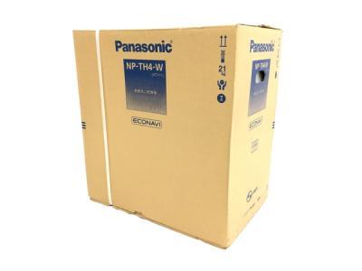 Panasonic NP-TH4-W 食洗機 食器洗い乾燥機 庫内容積 約50L パナソニック