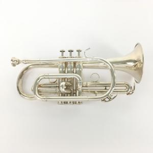 YAMAHA コルネット YCR-4330GS サイレントブラス PM7 管楽器 趣味