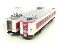 KATO 10-1452 381系 ゆったりやくも ノーマル編成 7両 セット 鉄道模型 Nゲージ 訳有の買取