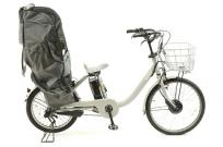 BRIDGESTONE bikke MOB ビッケ モブ dd BM0B40 電動 アシスト 自転車 子供乗せ 24インチ ブリヂストンの買取