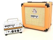 Orange Micro Terror+PPC108 ソリッドステート20W出力ヘッド スピーカーケーブル付の買取