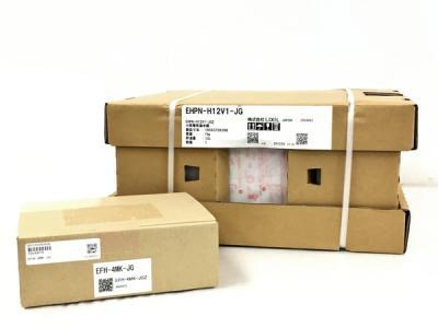 LIXIL EHPN-H12-JG 電気温水器 EFH-4MK-JG 排水金具 セット 家電 リクシル