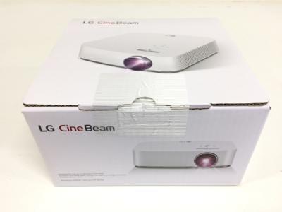 LG PF50KA ポータブル フルHD LED スマートホームシアター シネビームプロジェクター