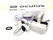 Oculus Quest 2 64GB オキュラスクエスト VR ライトグレーの買取