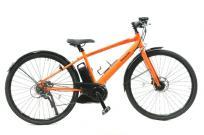 パナソニック BE-ELHC44A-K ジェッター マットバーニングリーブス 電動アシスト 自転車 楽 大型の買取