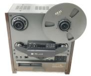 AKAI オープンリールデッキ GX747 DBX オーディオ機器 音響の買取